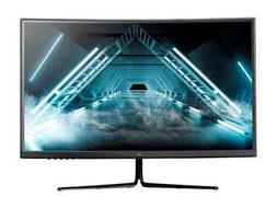 Monoprice 27in Zero-G Curved Gaming Monitor - 1500R, QHD, 25