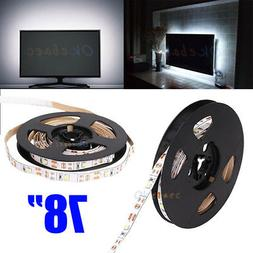 78'' White 60-LED 3528 Strip Light For HDTV Monitor Screen U
