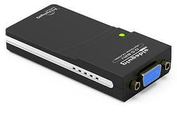Plugable USB to VGA Video Graphics Adapter for Multiple Disp