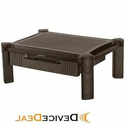 StarTech Computer Monitor Riser Stand with Drawer - Height A