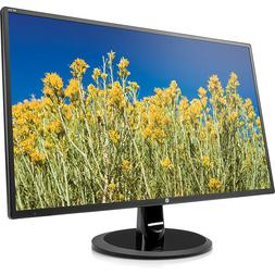 HP 27-inch FHD IPS Monitor with Tilt Adjustment and Anti-gla