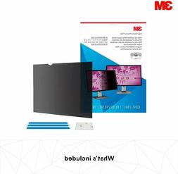 """3M Frameless Privacy Screen Filters - Variety 12"""" to 24"""" Mon"""