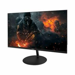VIOTEK GFV24C 24Inch Ultra-Thin 144Hz Gaming Monitor 1080P F
