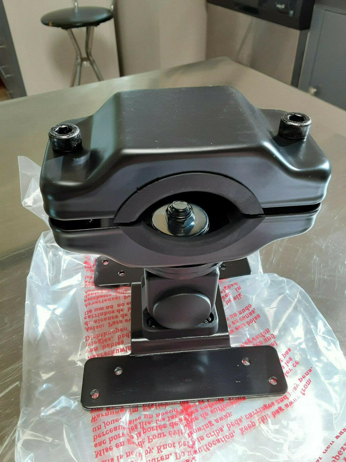 pole mount bracket for tv computer monitor