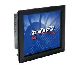 3M MicroTouch CT150 Touch Screen Monitor 11-71315-225-01 wit
