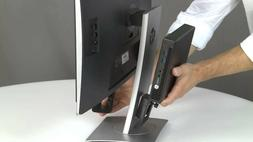 HP Mounting Bracket For Thin Clients and Monitors N6N00AA