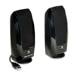 NEW PAIR USB 2-Way Active Computer Speakers. Monitors! Lapto