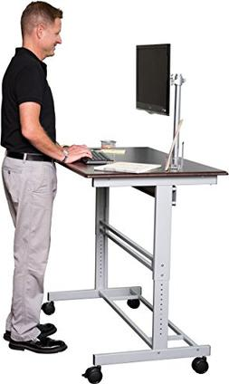 """48"""" Stand Up Desk w/ FREE Monitor Mount"""
